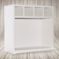 Unica Alacena Portamicroondas 60 X 60 X 30 -cocina-muebles