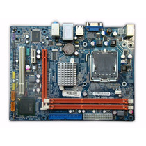 Placa Mãe Ecs G41t-m7 Socket Intel 775 E Ddr3