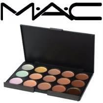 Paleta De Correctores 15 Tonos Mac Maquillaje Perocontenta