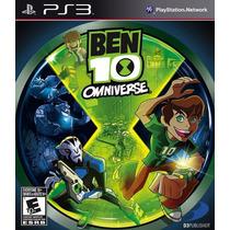 Ben 10 Omniverse 1 - Ps3 - Código Psn - Envio Agora !!