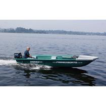 Barco De 5,0 Metros Para 6 Ocupantes - Polietileno