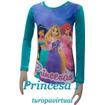 Blusas De Niña Disney
