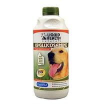 Líquido Salud K-9 Hip Glucosamina Y Joint Formula De 32 Onza