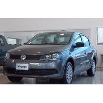 Volkswagen Voyage Trendline My17 A Precio De Gol Trend!!tr