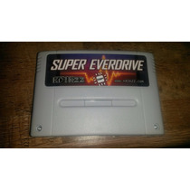 Flashcard Super Everdrive V2 + Sdhc 8gb + Dsp + Brindes