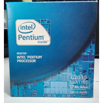 Procesador Intel Pentium G2020 Dual-core 3.0ghz 3mb Lga1155