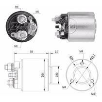 Automatico Motor De Partida Delco Valeo Corsa 1.0 1.4 94/...