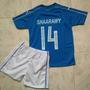 Uniforme Conjunto Italia Eurocopa 2016 Niños El Shaarawy