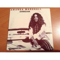 Amanda Marshall Birmingham Cd Promo