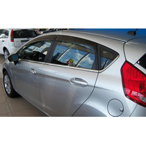 Calha De Chuva Ford New Fiesta Hatch 4 Portas - 21.015