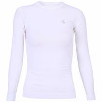 Camisa Feminina Lupo Térmica Pele Roupa Fitness Treino Sport