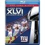 Blu-ray Nfl Super Bowl Xlvi: 2011 New York Giants Importado