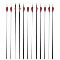 Paquete De Flechas Outdoors Carbon 30 Pulgadas 12 Flechas