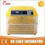 Incubadora De 96 Huevos Automática Digital Gallinas Codorniz