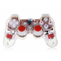 50 Piezas Control Video Juegos Para Pc Usb Tipo Transparente