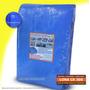 Capa Lona Azul Cobertura Telhado Estoque Ck 300 Micra 10x10