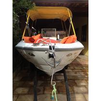 Lancha Motor-boat Light Iate Clube Muriqui