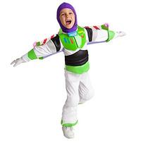 Disfraz Buzz Lightyear Disney Store Traje Con Luz Toy Story