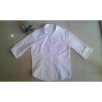Camisa Blanca De Mujer (uniforme)
