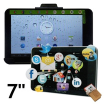 Tablet Foston Fs-m3g796gt 2 Chips Android Tv Gps Celular 3g