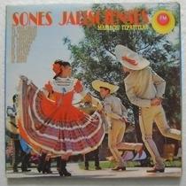 Sones Jalicienses / Mariachi Tepatitlán 1 Disco Lp Vinilo