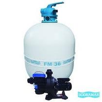 Conjunto Filtro Fm36 + M/bomba S/areia Bmc-33 1/3cv Sodramar