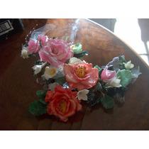 Flores Realizadas En Porcelana Algo Especial Para Tus Evento