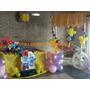 Decoracion De Fiestas Infantiles. Cumpleaños. Pitufos