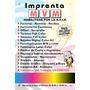 1 Talonario Factura - Recibo - Monotributo - Imprenta - Afip