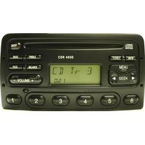 Recuperação Do Código Senha Code Radio Ford Visteon Cdr 4600