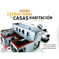 Diseño Estructural De Casas Habitacion 3/ed - Gallo / Mc Gra