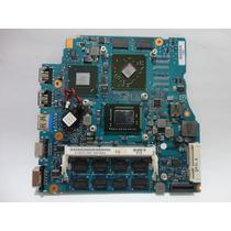 Placa Mãe Sony Notebook Sony Vaio Pcg-41213x I5 4gb Ram
