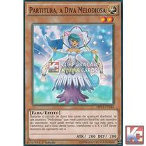 Partitura, A Diva Melodiosa - Mp16-pt184 - Comum - Pt
