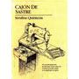 Cajón De Sastre - Poesía / Serafina Quinteras, Autografiado