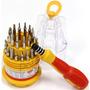 Kit 31 Destornilladores Reparacion Celulares Torx Imantados