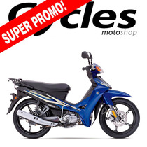 Yamaha 110 Crypton 110 Full 0km 2016 Super Oferta.