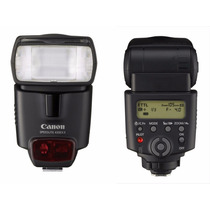 Flash Canon 430ex Ii Speedlite Original Eos 5d Mark Rebel T3