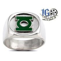 Anillo Linterna Verde Green Lantern Dc Comics Envio Igo T10