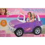 Barbie Beach Blast 4 X 4 Vehículo W Deportivas Con Estilo