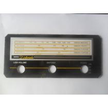 Dial Para O Rádio Frahm Diplomata Modelo Pl-72