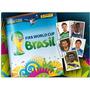 Album Figuritas Mundial Brasil 2014 Panini Completo A Pegar