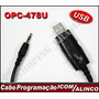 Cabo Usb Programação Icom Ic-2100, Ic-2100h, Ic-2200h