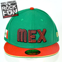 Mexico New Era Gorra Importada 100% Original 2
