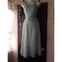 15 Hermoso Vestido Primaveral Marca Boggs Original