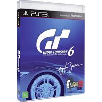 Gran Turismo 6 Edição Ayrton Senna Ps3 Pt Br Envio Imediato