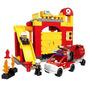 Compañia De Bomberos De 69 Pzas 100% Compatible Lego Duplo