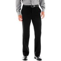 Pantalón De Vestir De Caballero (negro Y Azul)nuevosss