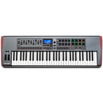 Teclado Controlador Impulse 61 Novation Midi 61 Teclas