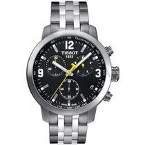 Relógio Tissot Prc200 Prc 200 Novo Preto Azul Branco Origina
