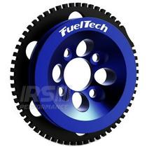 Kit Roda Fônica Fueltech Vw 60-2 Para Ap 8v - Azul